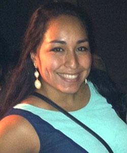 Stephanie Mejia '14