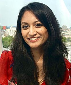 Natasha Patel '18