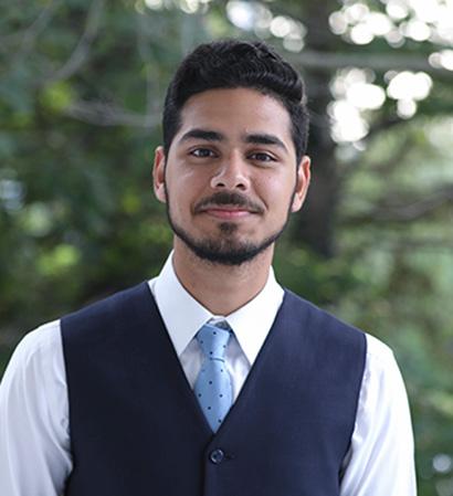 Hamdan Ahmed '20