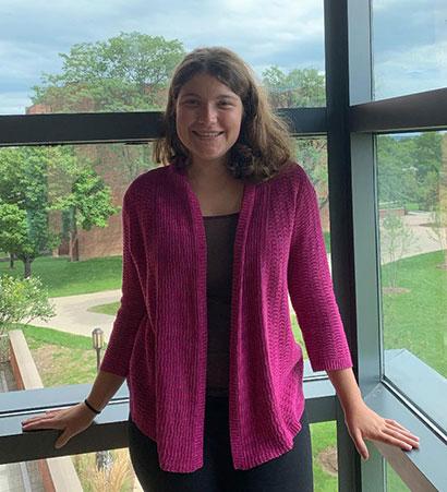Allison Jordan '21
